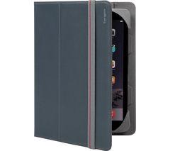 """TARGUS Fit n Grip Rotating 10"""" Tablet Case - Grey"""