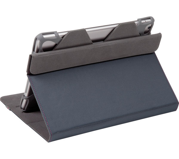 "Image of TARGUS Fit n Grip Rotating 10"" Tablet Case - Grey"