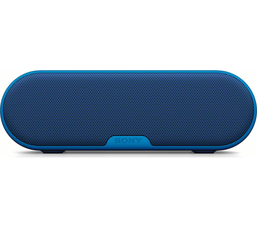 Click to view more of SONY  SRS-XB2BL Portable Wireless Speaker - Blue, Blue