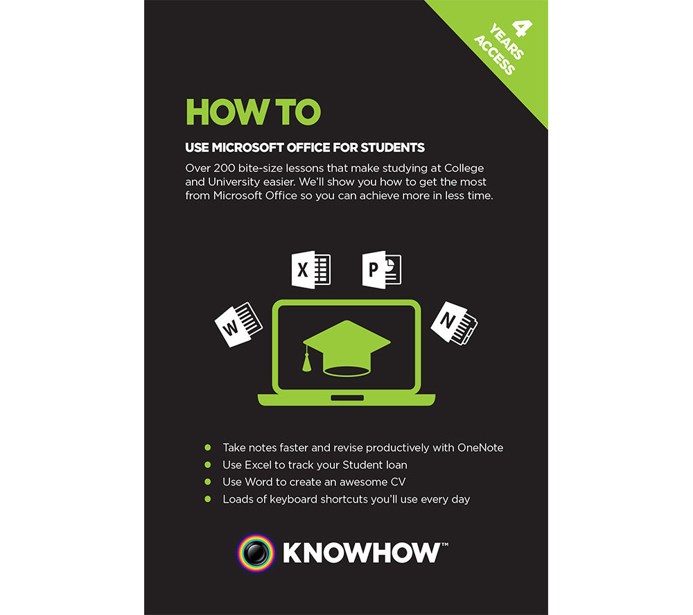 KNOWHOW eLearning - Student Online Course