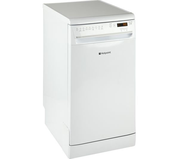 buy hotpoint ultima siuf32120p slimline dishwasher white. Black Bedroom Furniture Sets. Home Design Ideas
