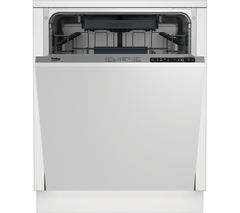 BEKO DIN26X21 Full-size Integrated Dishwasher