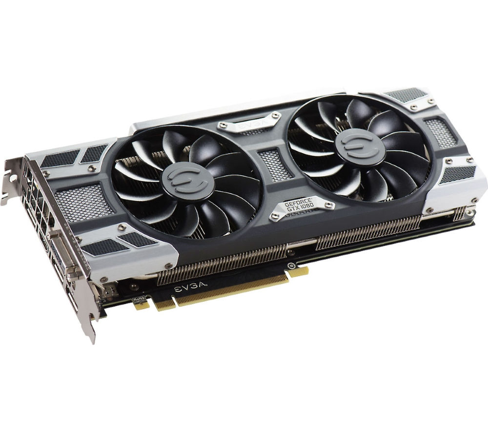EVGA GeForce GTX 1080 SC ACX 3.0 Graphics Card