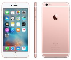 APPLE iPhone 6s Plus - 32 GB, Rose Gold