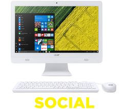 "ACER Aspire C20-720 19.5"" All-in-One PC"