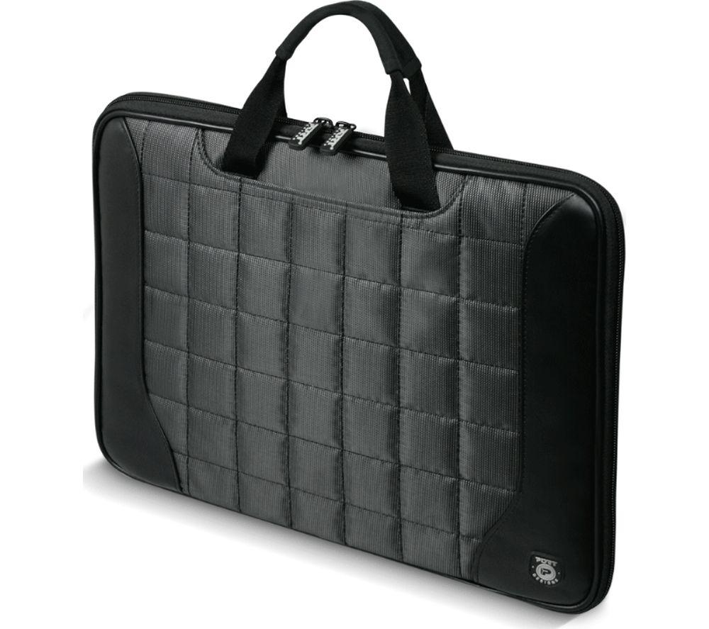 """PORT DESIGNS Berlin II 14"""" Laptop Sleeve - Black"""