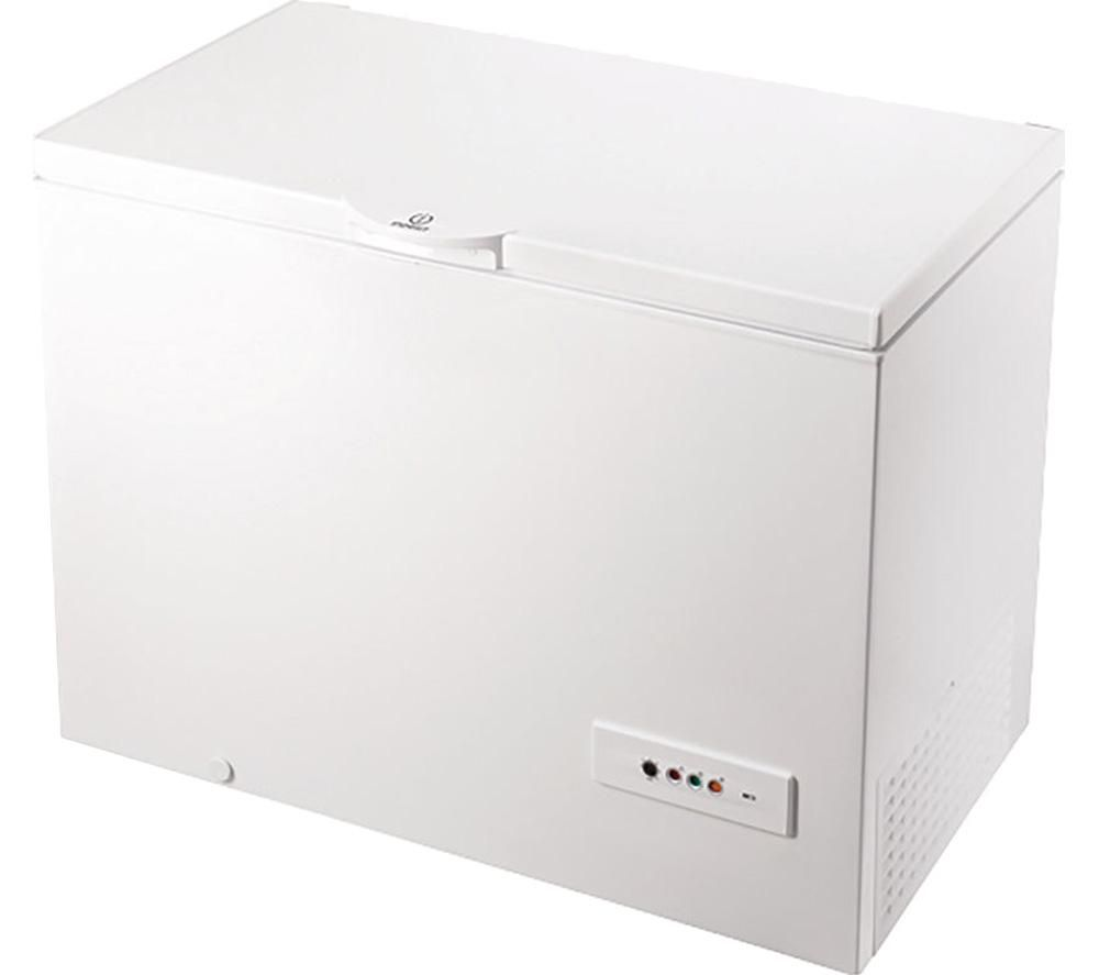 INDESIT DCF 1A 300 Chest Freezer - White