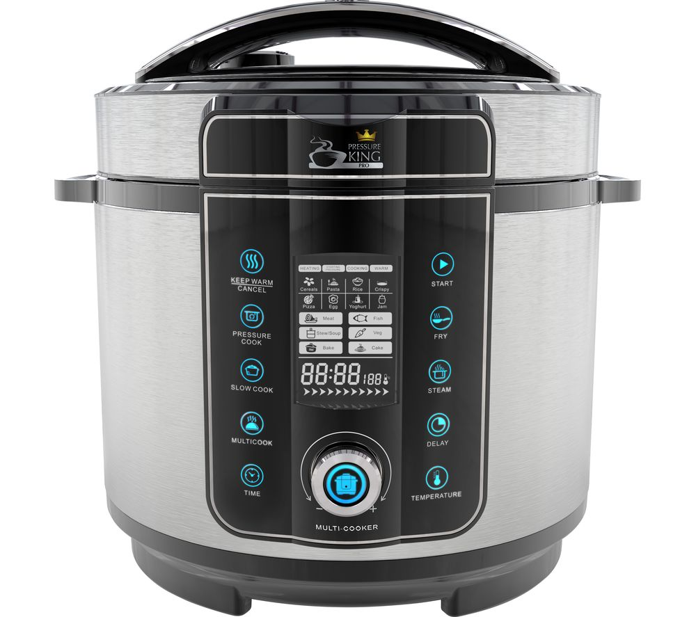 Best Digital Pressure Cooker ~ Pressure king pro digital multi cooker review