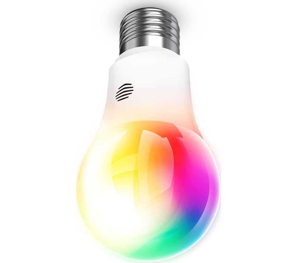 buy hive active light colour changing bulb e27 free. Black Bedroom Furniture Sets. Home Design Ideas