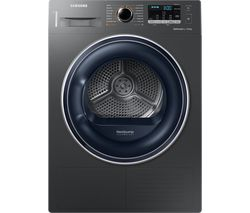 SAMSUNG DV90M50003X/EU 9 kg Heat Pump Tumble Dryer - Graphite