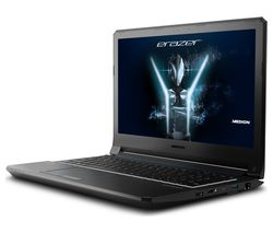 "MEDION ERAZER X6603 15.6"" Gaming Laptop - Black"