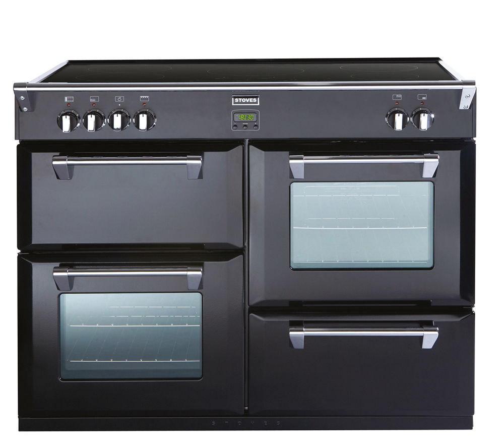 Buy STOVES Richmond 1000Ei Electric Induction Range Cooker ...