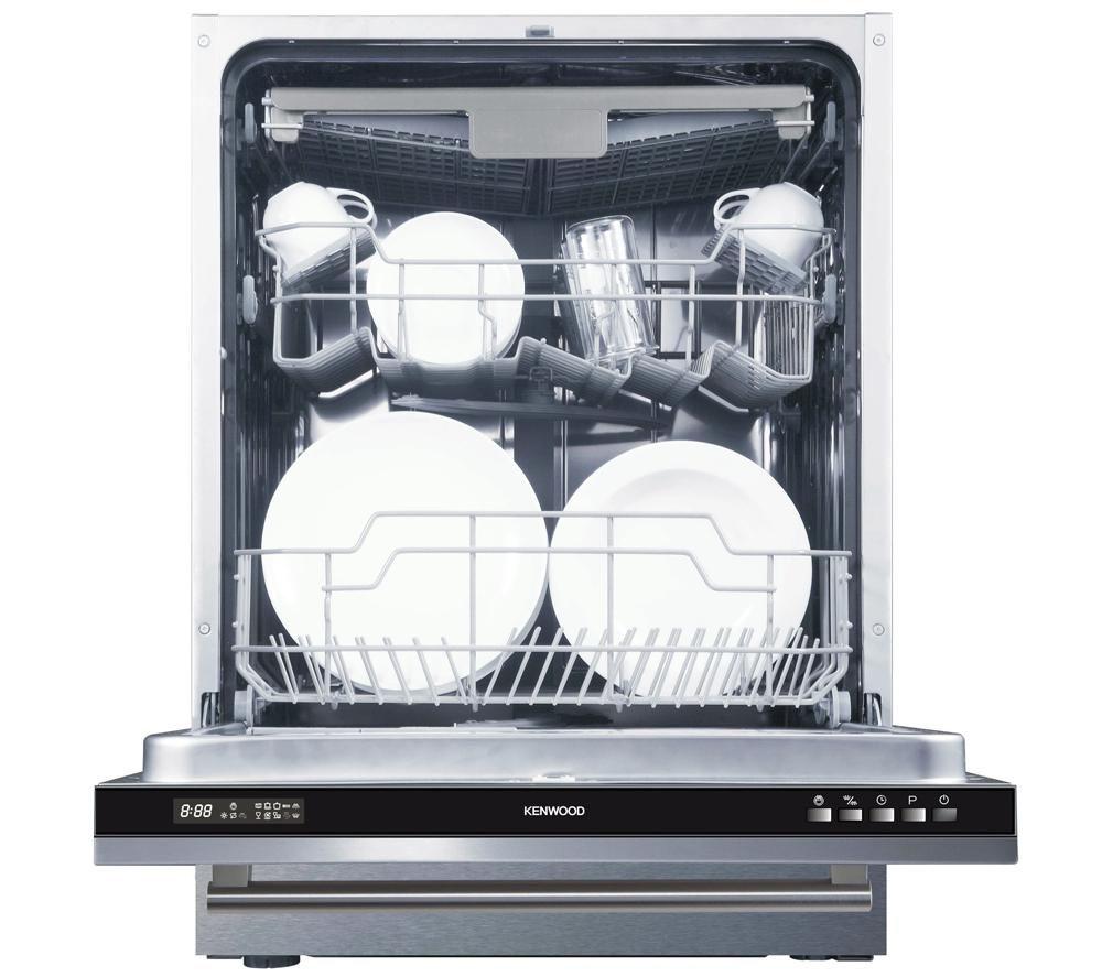 Kenwood KID60B14 Fullsize Integrated Dishwasher