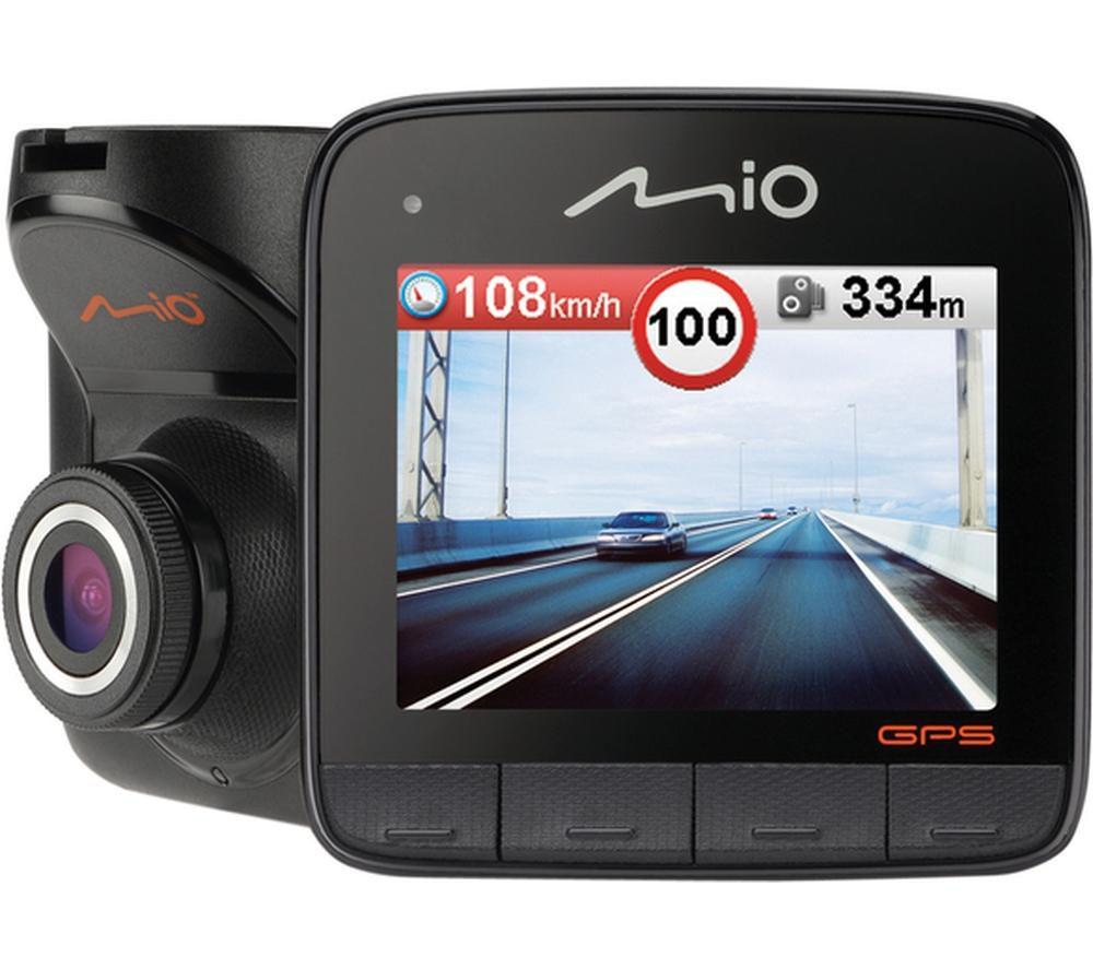 MIO MiVue 538D Dashboard Camera - Black