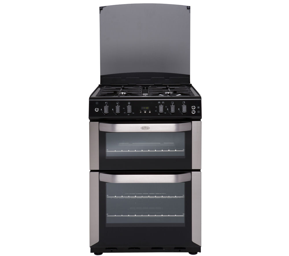 BELLING  FSG60DOF Gas Cooker  Stainless Steel Stainless Steel