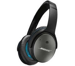 BOSE QuietComfort 25 Noise-cancelling Headphones - Black