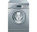 SMEG WMF147X Washing Machine - Silver