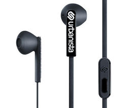 URBANISTA San Francisco Headphones - Black