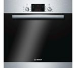 BOSCH HBA43R150B Electric Oven - Stainless Steel