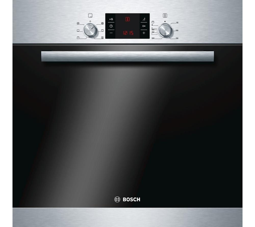 Currys Small Kitchen Appliances Buy Bosch Hba43r150b Electric Oven Stainless Steel Free