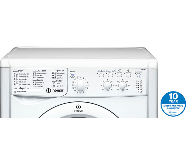 eco washing machine