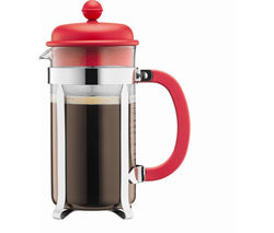 BODUM Caffettiera 1918-294 Coffee Maker - Red