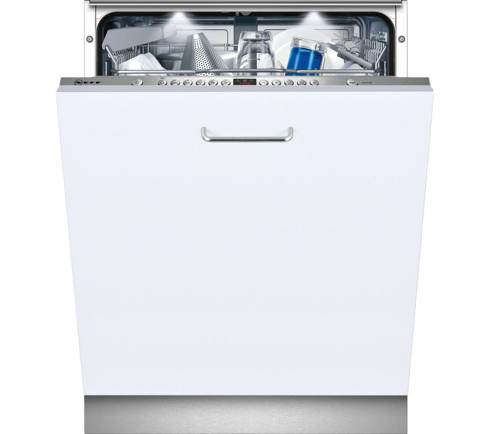 Neff S71M66X1GB Full-size Integrated Dishwasher
