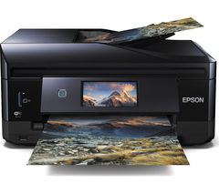 EPSON Expression Premium XP-830 All-in-One Wireless Inkjet Printer with Fax
