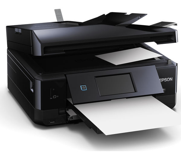 Image of EPSON Expression Premium XP-830 All-in-One Wireless Inkjet Printer with Fax