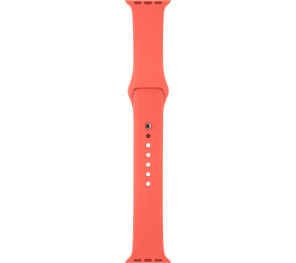 Image of APPLE Watch 42 mm Apricot Sport Band
