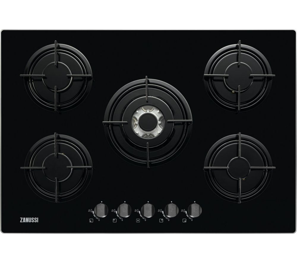 ZANUSSI ZGO75524BA Gas Hob Review
