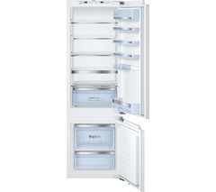 BOSCH Serie 6 KIS87AF30G Integrated Fridge Freezer