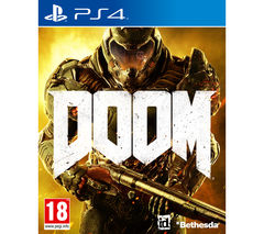 PLAYSTATION 4 Doom