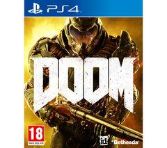 PLAYSTATION 4 Doom