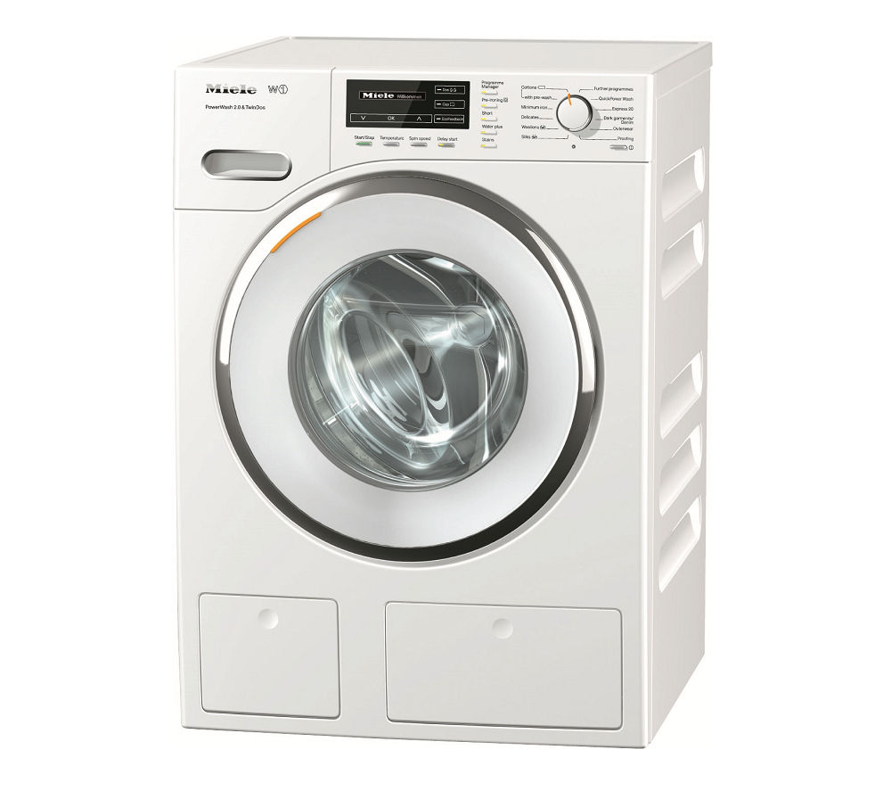 MIELE  WMH121 Washing Machine  White White