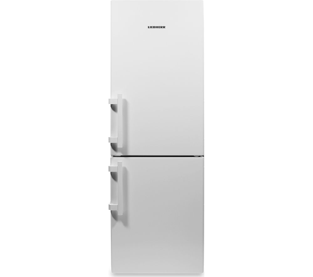 Image of LIEBHERR CN 3515 Fridge Freezer - White, White