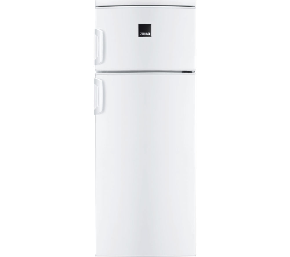 ZANUSSI  ZRT27101WA Fridge Freezer  White White