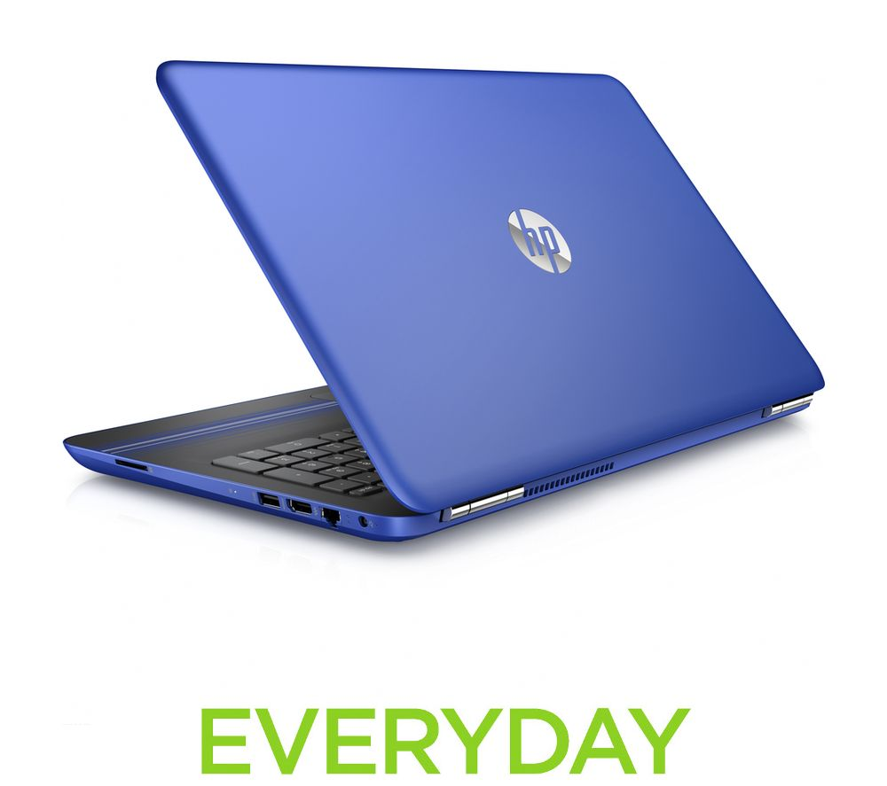 HP  Pavilion 15au183sa 15.6 Laptop  Blue Blue