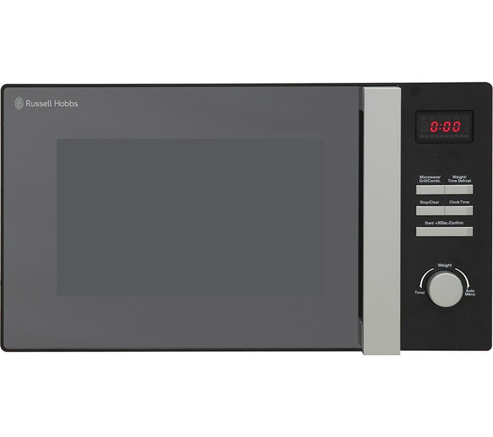 RUSSELL HOBBS RHM2565BCG Combination Microwave - Black
