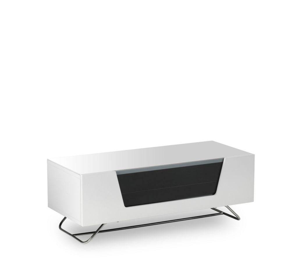 ALPHASON Chromium 2 1000 TV Stand - White