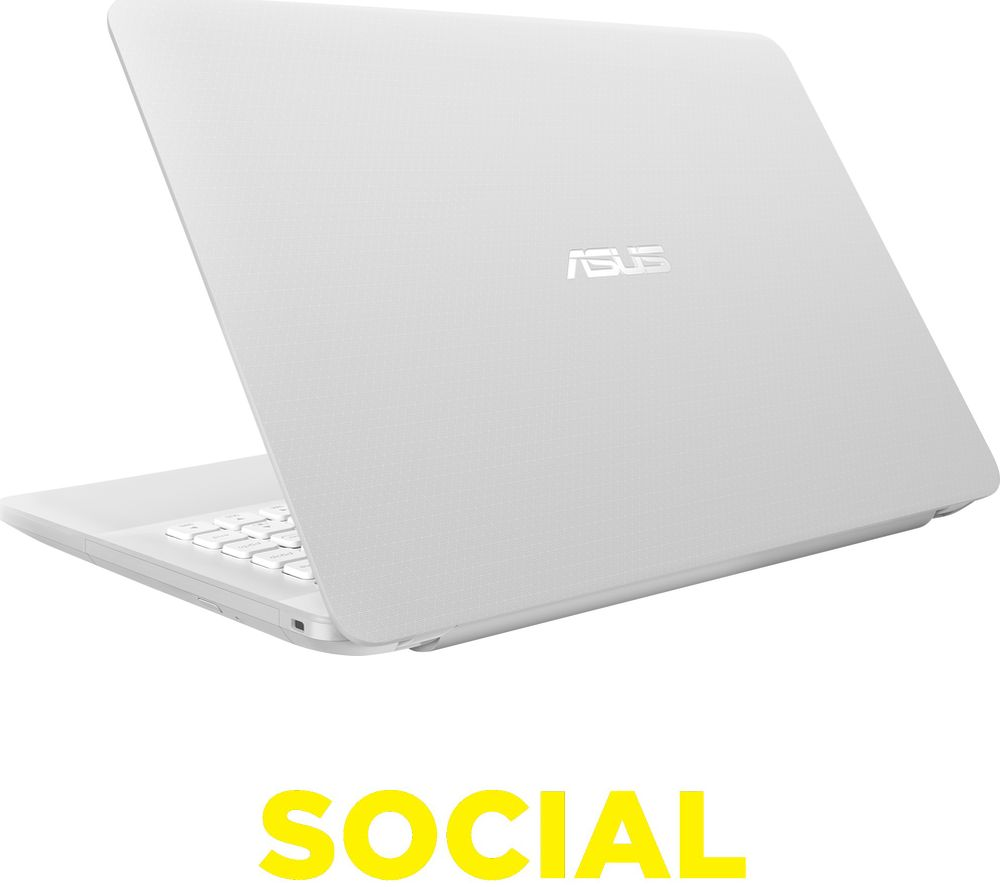 Asus Asus VivoBook Max X441 14 Laptop  White White