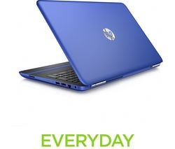 "HP Pavilion 15-au082sa 15.6"" Laptop - Blue"