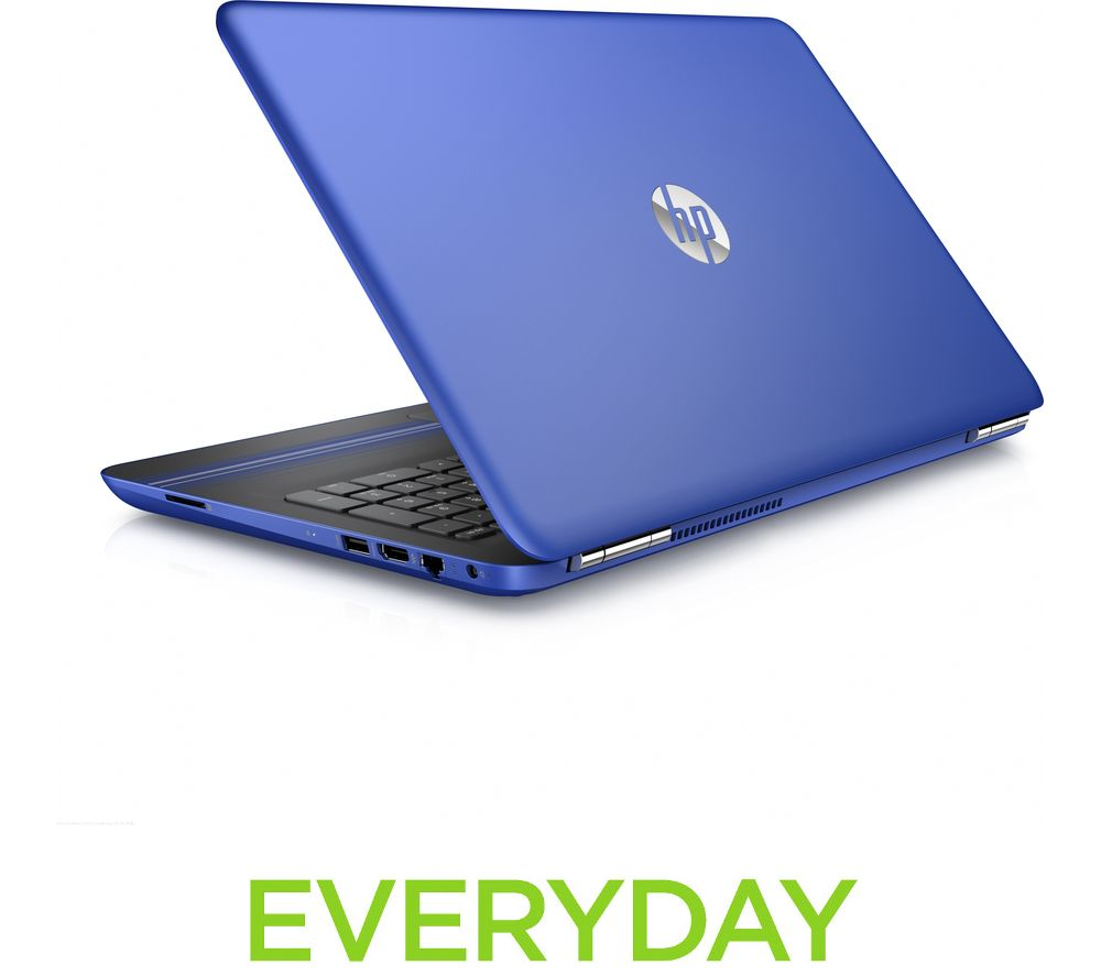 HP Pavilion 15au082sa 15.6 Laptop  Blue Blue