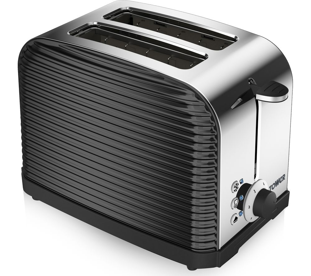 TOWER Linear T20007 2-Slice Toaster Review
