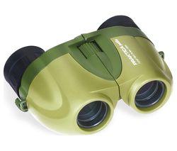 PRAKTICA Petite Z25072121 7-21 x 21 mm Binoculars - Green
