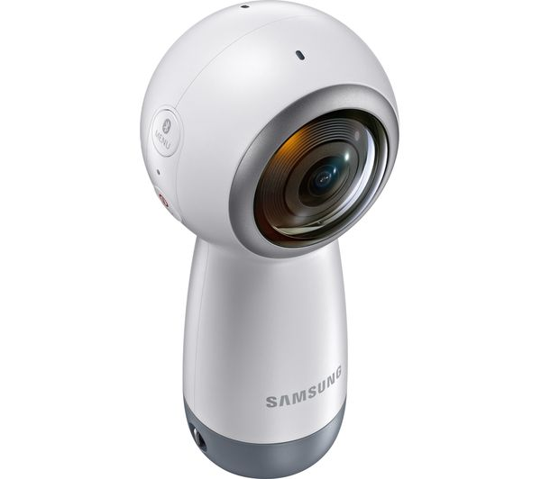 Specifications Samsung Gear 360 (2017) - The Official M: Samsung Gear 360 (2017 Edition) Real 360 Samsung Gear 360 4K Spherical VR Camera (2017 Version)