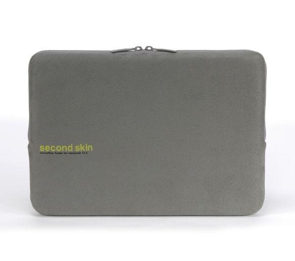 TUCANO Microfibre Script Folder - Grey