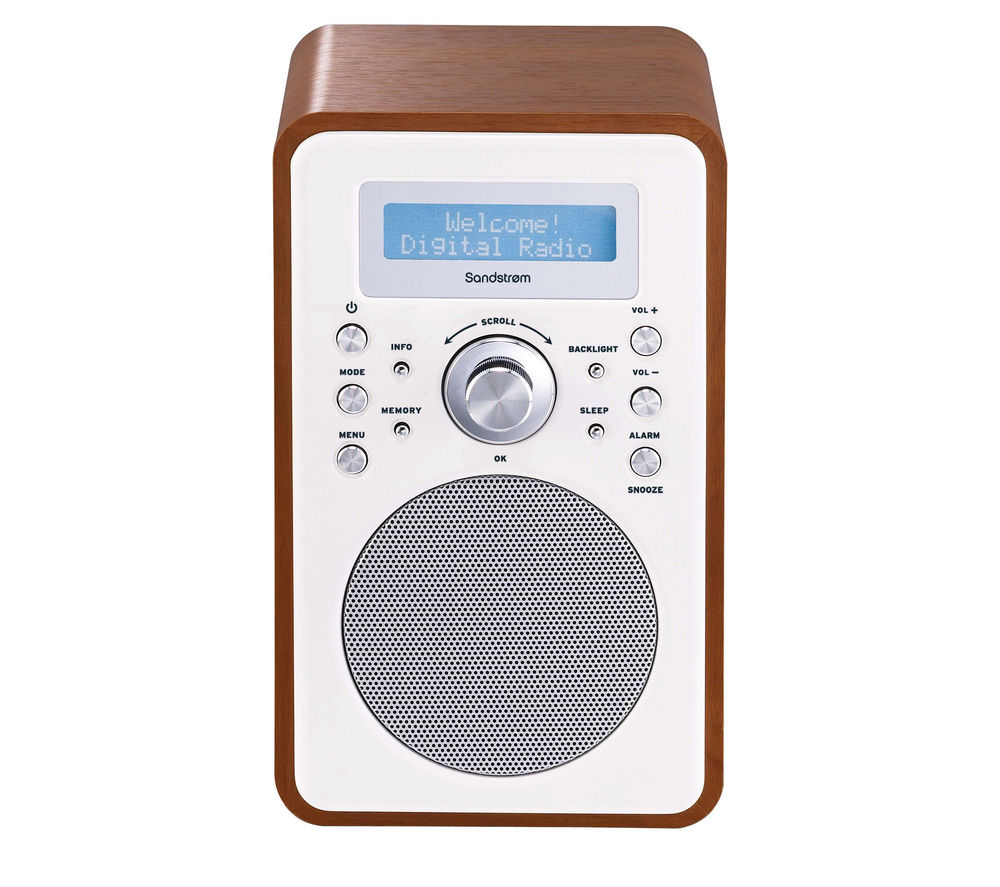 sandstrom s6vdab12 radio compare prices at foundem. Black Bedroom Furniture Sets. Home Design Ideas