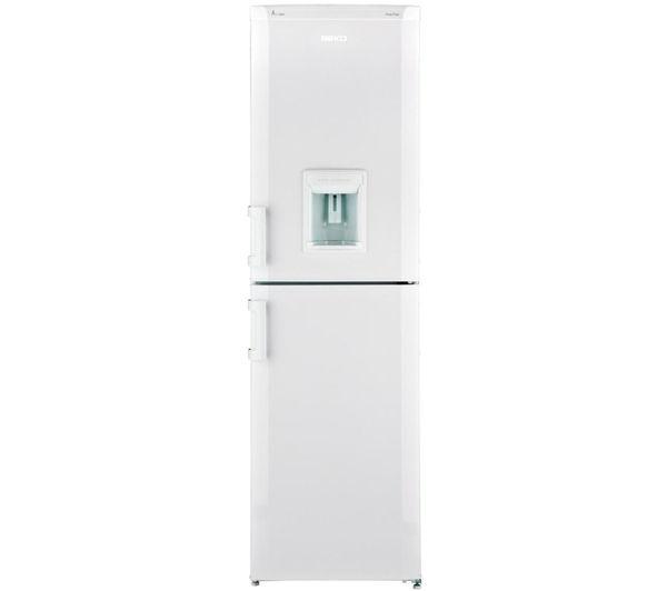Beko CXFD5104W Fridge Freezer