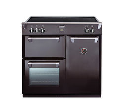 STOVES Richmond 900Ei Electric Induction Range Cooker - Black